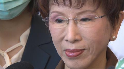 快新聞/韓國瑜公開現身「選黨魁起手式」? 洪秀柱:若他沒意願強迫也沒用