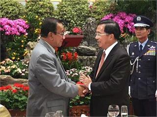 快新聞/任內多次訪台! 馬紹爾群島前總統湯敏彥逝世 外交部表達哀悼之意