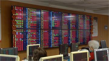 美股大漲激勵 台股早盤反彈漲逾300點
