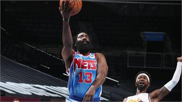 NBA/哈登籃網首戰30分、大三元寫歷史 杜蘭特狂飆42分擊敗魔術