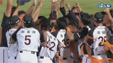 南霸天奪下半季冠軍 台灣大賽獅象對決