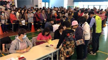 潮洲春節市集攤位超熱門!逾3千民眾試手氣