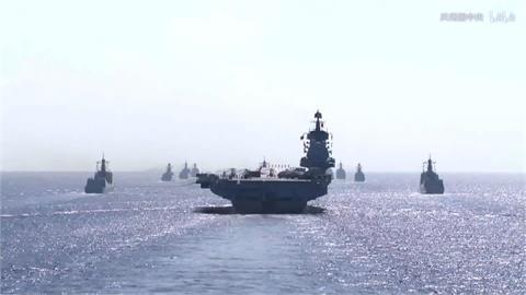 快新聞/中國「濱州號」出現基隆海域 台日派艦艇追蹤監視