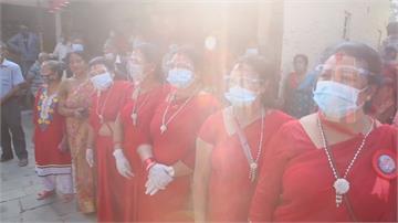 印度武肺確診逾770萬人 重要宗教慶典規模大幅縮小