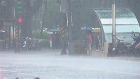 梅雨怎麼又停了?氣象局一張圖神解答「梅雨季≠一直在下雨」