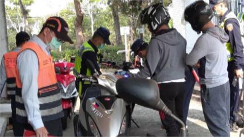 假日山區改裝車擾民  台南、屏東警方祭出「聲音照相」取締