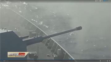 中國機艦艇頻侵擾 國安局長陳明通:對台「極限施壓」