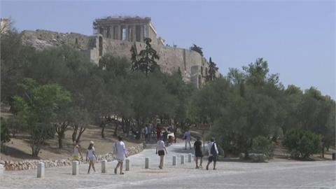 熱爆!北馬其頓.希臘遭逢熱浪 土耳其野火還在燒