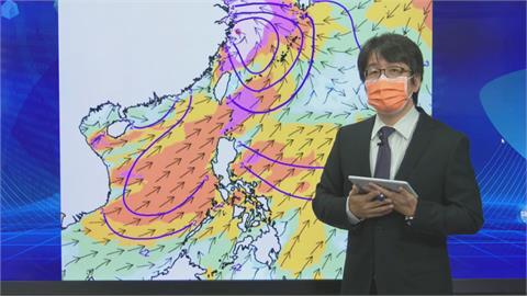 烟花離台中南部防有雨 未來一週不排除颱風生成