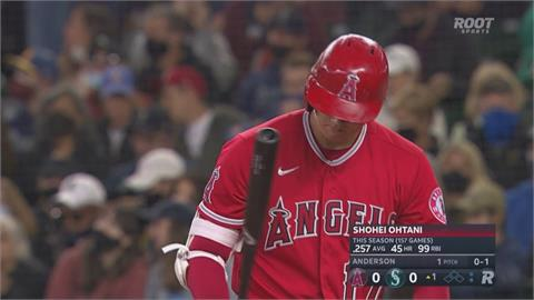 「打者」大谷敲出第46轟 單季打點破百 松井秀喜後第2人