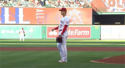 MLB/大谷翔平奪美日生涯第50勝 二刀流失分自己打回來
