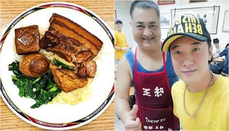 南陽街開業42年最強控肉飯「胖哥餐飲」明日熄燈 陳鴻:比悲傷更悲傷