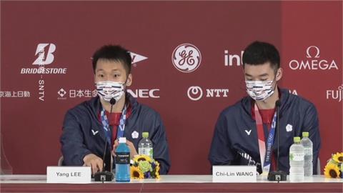奪台灣羽球奧運首金 麟洋直呼「不可思議」
