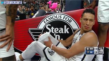 林書豪週四因傷缺陣 挑戰NBA現警訊