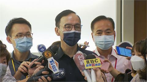 快新聞/他登廣告挺張亞中批朱、江! 朱立倫:絕不能讓國民黨走向「小紅」