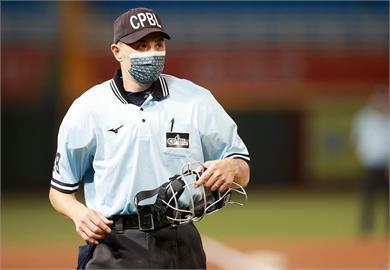 快新聞/中職史上首位奧運棒球裁判 紀華文:會全力以赴完成任務