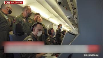 美巡邏機闖「白俄後院」被攔截頻秀肌肉 黑海地區局勢一觸即發