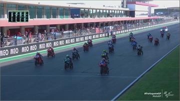 摩托車大獎賽封關站!葡萄牙奧利維拉返鄉奪冠