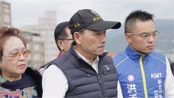 侯友宜仍迴避挺韓 「雙母雞」造勢充滿懸念