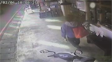 女賊潛入簡餐店偷走包包與貨款! 盜刷爆信用卡  金額超過十萬元