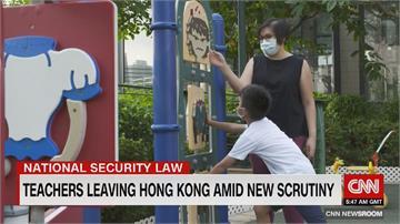 思想審查侵入校園 香港老師為孩子計畫移民英國