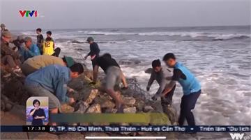 「梵高」颱風將登陸 越南令46萬人準備撤離