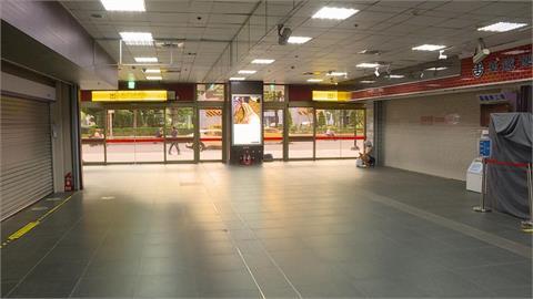 2外包清潔員確診!台北車站一樓商店停業3天