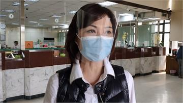 農會自製透明防疫面罩 投影片DIY 成本五元