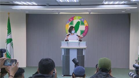 「辜負支持者期待」 蔡英文為黨內黑風暴致歉