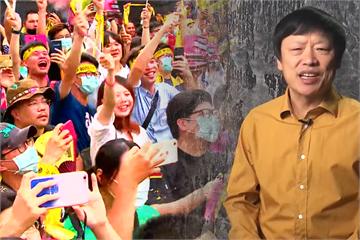 快新聞/罷韓成功寫民主新頁 《環時》總編胡錫進:已不是很關心台灣內部發生什麼