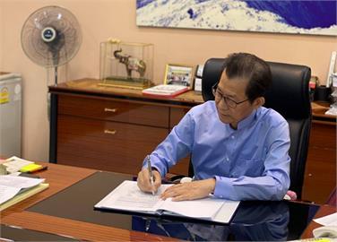 快新聞/駐泰代表李應元請辭獲准 辭職公開信曝光