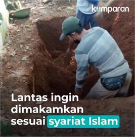 不信妻子染疫亡?印尼男「下葬5天」強勢開棺害慘全村