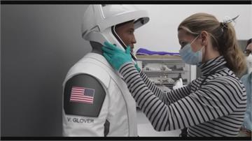 天候因素!SpaceX飛龍號延後發射 4太空人整裝待發