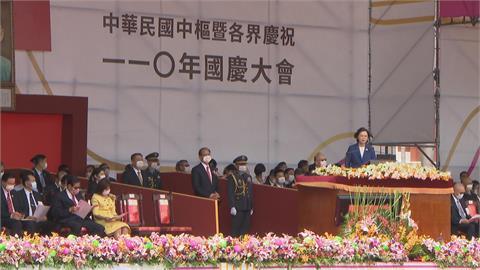 嗆蔡總統下台 馬2009見希拉蕊也自介是「台灣總統」