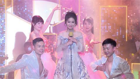 葉家妤瘦10公斤登台大秀 演唱王中平自創歌曲得99分