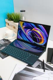 3C/雙螢幕筆電有新機啦!ASUS ZenBook Pro Duo 15 帶來 OLED 螢幕升級,但價格......