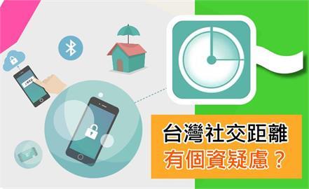3C/疫情緊繃!全台下載第一的「臺灣社交距離」APP 有「安全疑慮」嗎?
