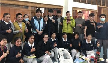 慈濟辦骨捐驗血活動 年輕人踴躍參與救人行列