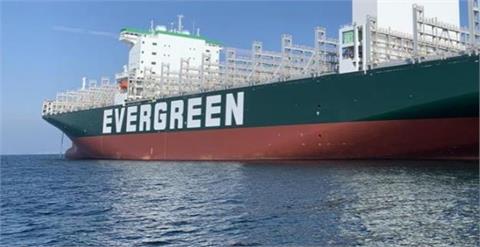 貨櫃三雄8月營收創高 長榮8月突破500億關卡