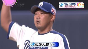 松坂成明星賽投手人氣王!與第二名差了10萬票