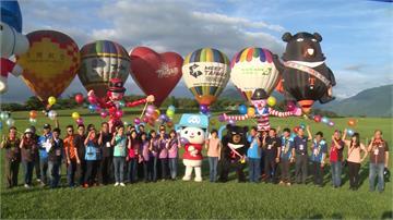 熱氣球嘉年華6/29鹿野登場 40顆造型球等你追求