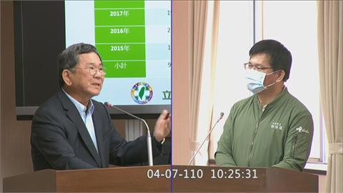 快新聞/「你們已經傷了台灣人民的心!」 綠委:台鐵局形象已經毀了