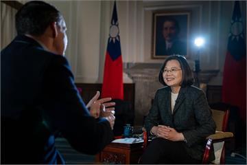 快新聞/連任後談未來四年願景 蔡英文:台灣成為亞洲最進步國家
