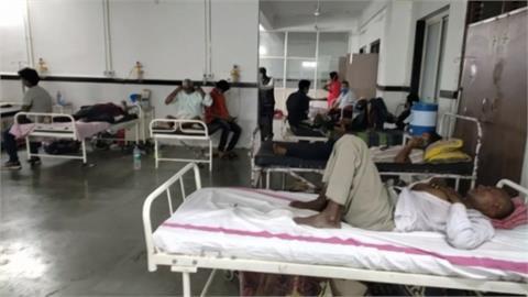 印度武肺疫情高燒不退 首名台幹染疫不治
