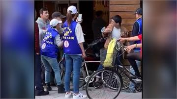 不滿宣傳車被比中指 統促黨員暴打藝人柯宇綸