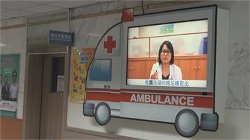 讓原住民老人家更懂流程 台東醫院製作衛教影片