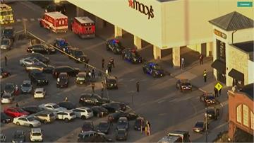 威州購物中心槍擊 至少8人中彈