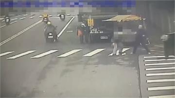 醉漢喝茫失控打路人 86歲老翁被打趴