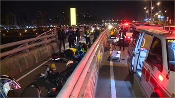 機車肇事死傷高 台北市17個超速熱點加強取締
