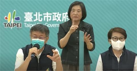 快新聞/台北市宣布即日起超市等飲食攤商 一律外帶外送